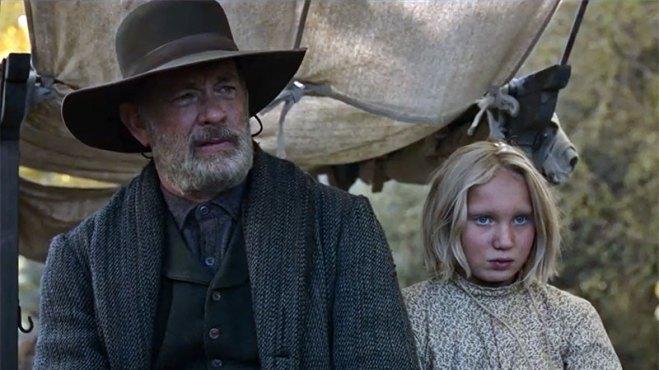 Universal Pictures Comparte Tráiler Y Póster De La Película Noticias Del Mundo Con Tom Hanks No La Peles