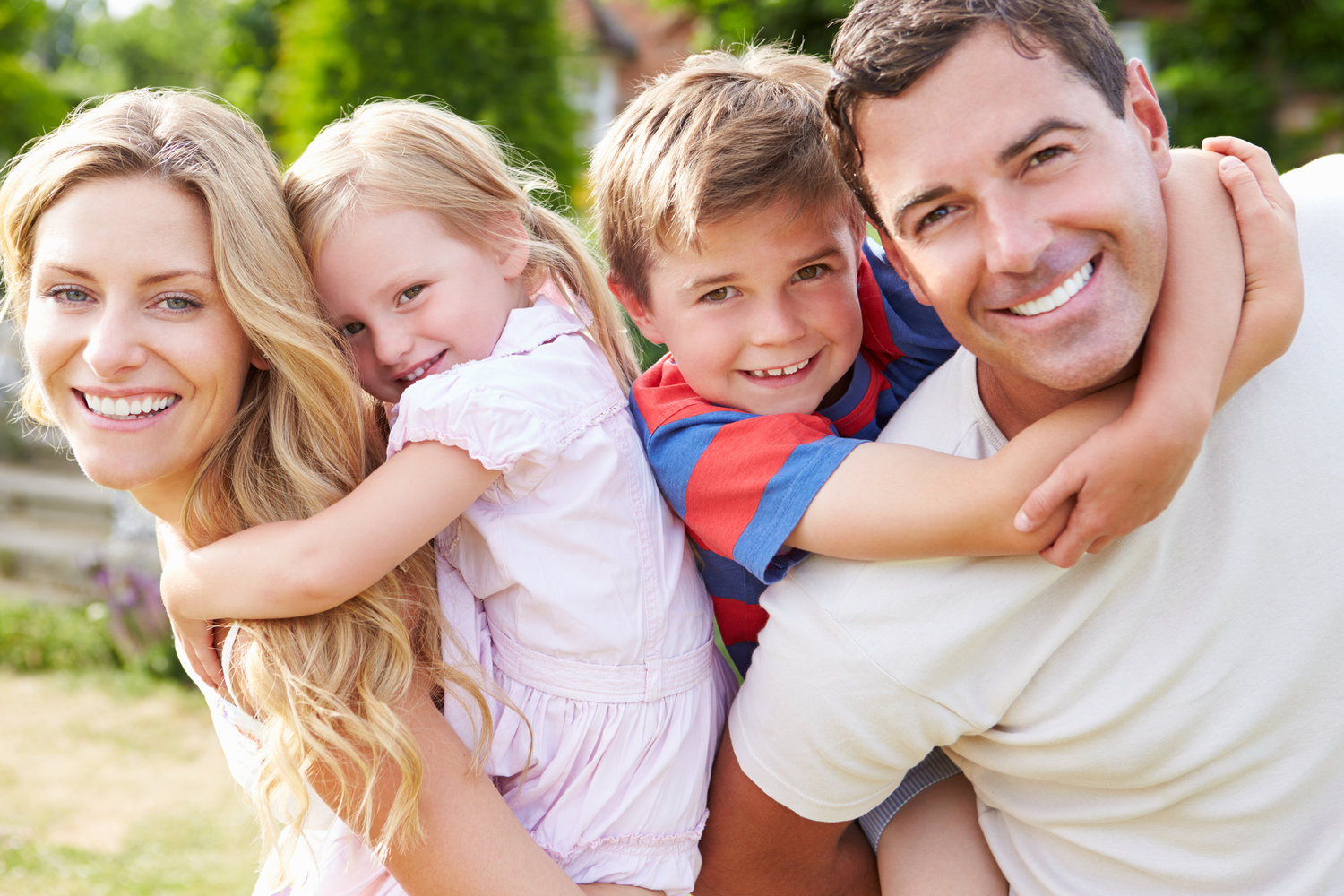 Life insurance protects family