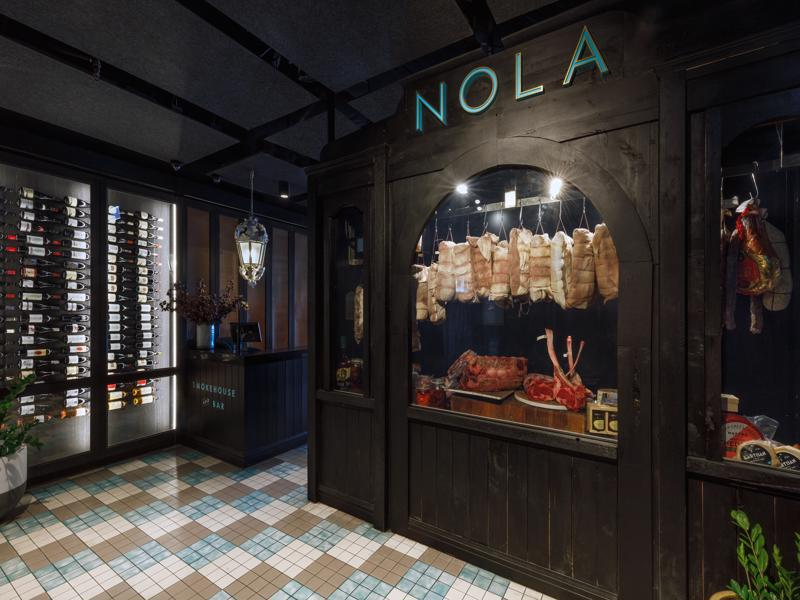NOLA Smoked Meats Cured Meats Sydney Barangaroo