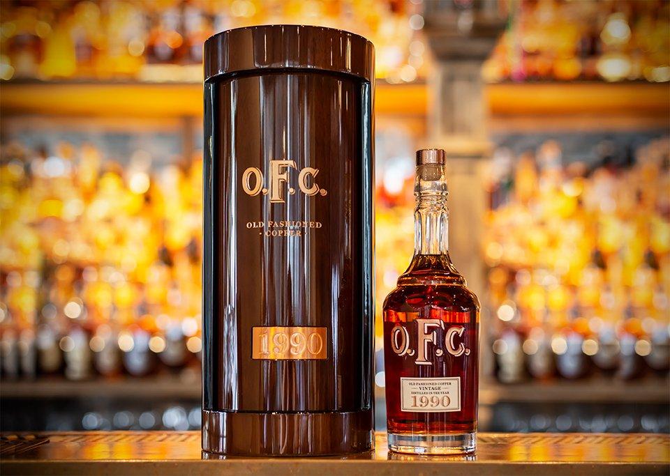1990 OFC Buffalo Trace Bourbon Rare Whiskey