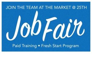 Creighton Job Fair for The Market at 25th @ Richmond | Virginia | United States