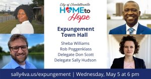 Expungement Town Hall