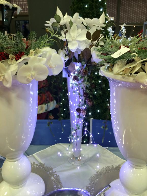 Noleggio e vendita di addobbi natalizi per ristoranti