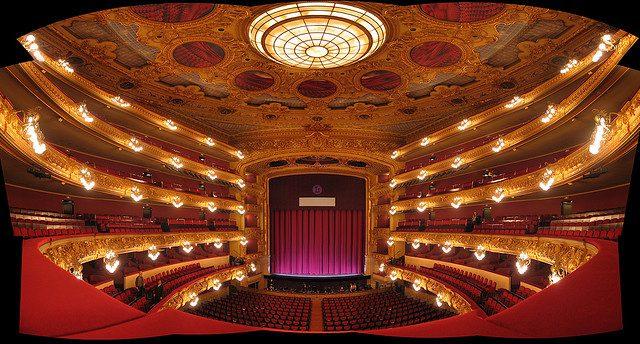 teatro barcellona