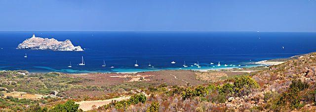 barcaggio, le più belle spiagge della corsica