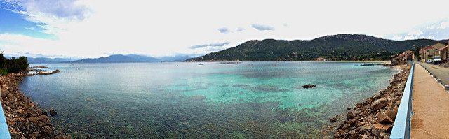 le belle spiagge della corsica: campomoro