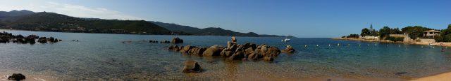 Le belle spiagge della Corsica: Ruppione