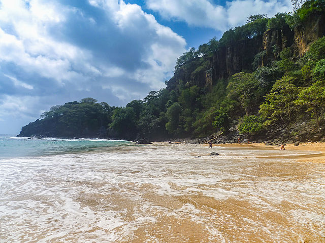 Le top 3 spiagge al mondo: la Praia do Sancho nell'arcipelago di Fernando de Noronha