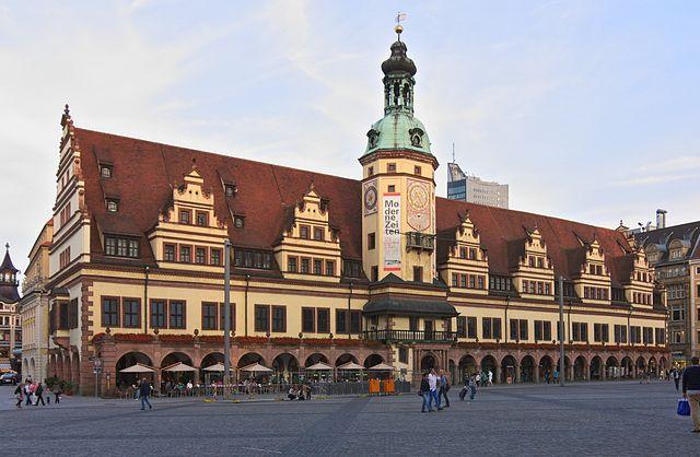 Lipsia è la seconda tappa del nostro viaggio in Sassonia