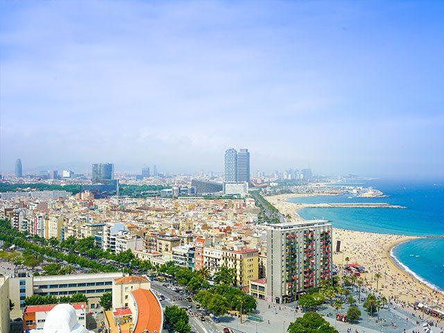 Barcellona è una delle città più belle del mondo