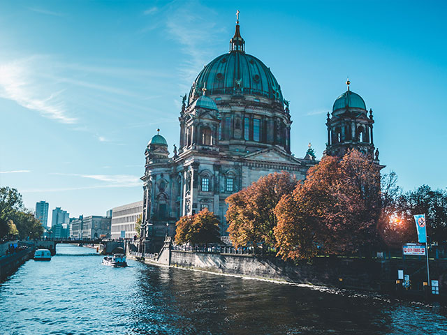 Berlino è una delle città più belle del mondo