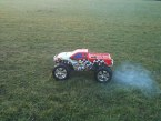 red RC Car