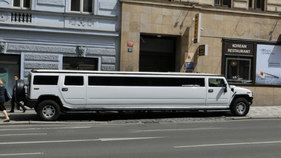 hammer limo