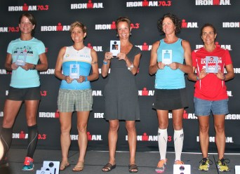 Podium - IM Louisville 2014