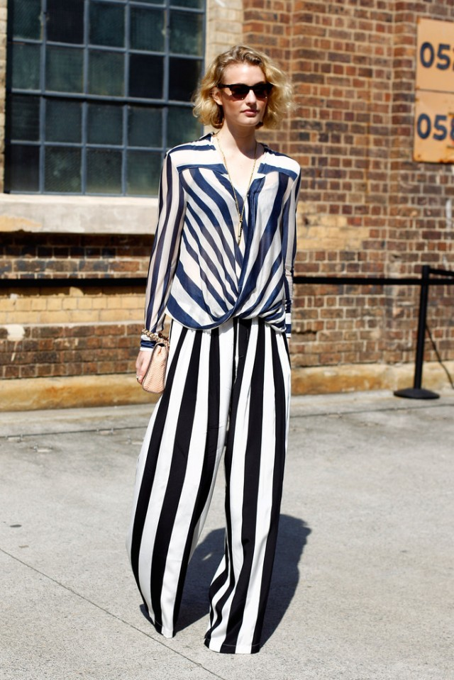 Trend Alert We Show You 20 New Ways To Wear Stripes In