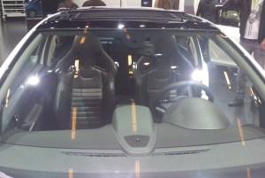 Opel Corsa OPC Nürburgring Edition - Interior