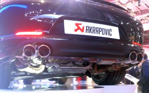 Akrapovic Exhaust - Porsche Carrera S