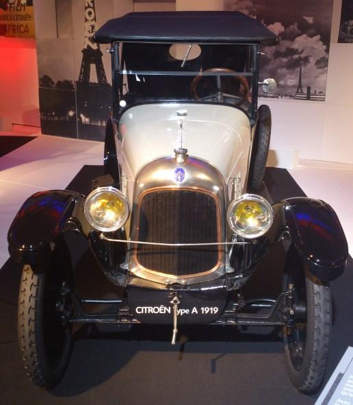 Citroen Type A 1919