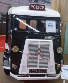 Citroen HY Police Nationale