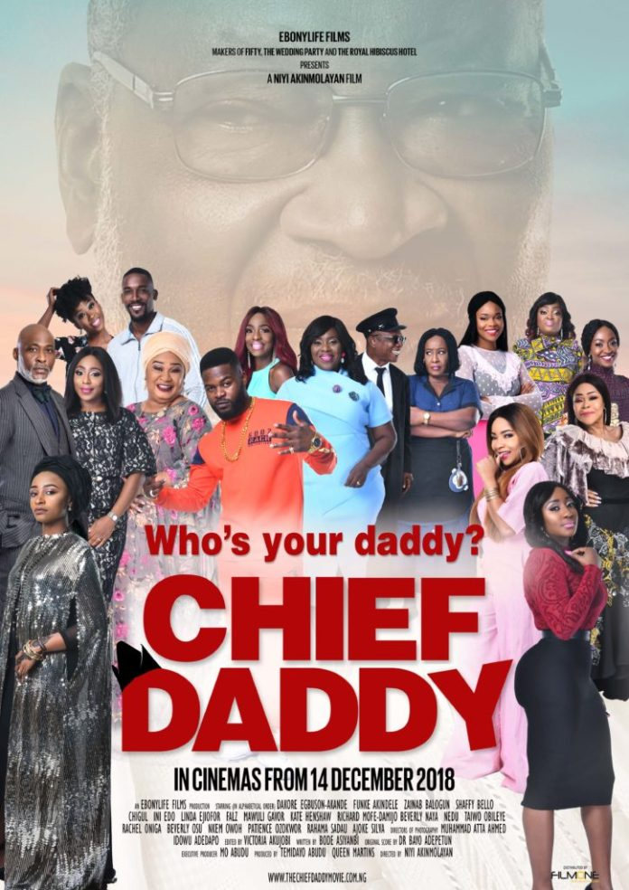 Chief Daddy Nigerian Movie Download