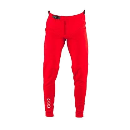 Pantalon BMX MTB NOLOGO Rouge