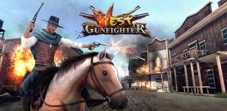 لعبة West Gunfighter