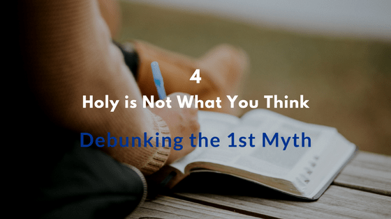 Debunking the 1st Myth