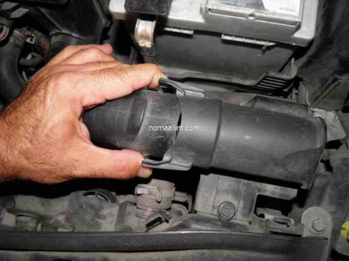 P0494 Peugeot Fan Control Unit Fan Module