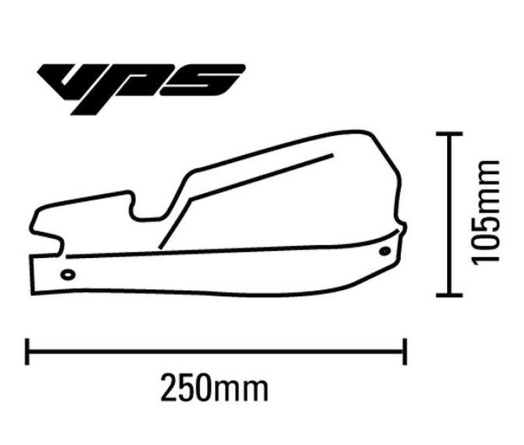Barkbusters VPS Handguards kit for KTM