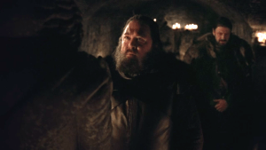s1e1 robert baratheon and ned game of thrones