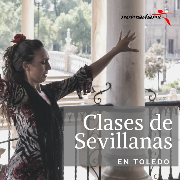 Clases de Sevillanas en Toledo