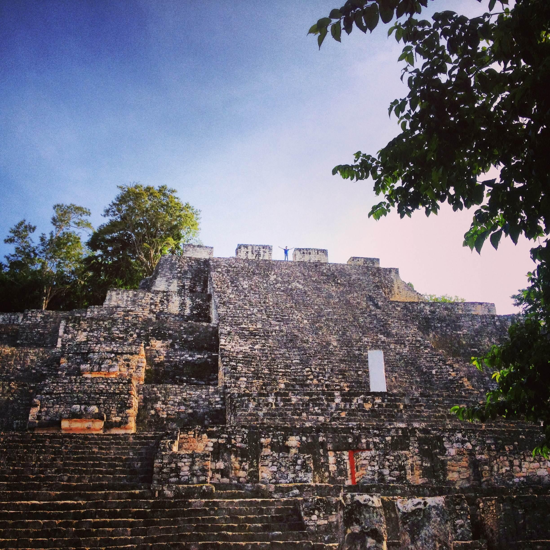 Calakmul, Campeche, México