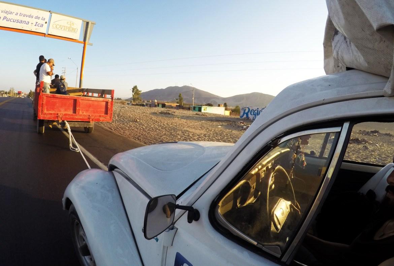 emergencias en la carretera