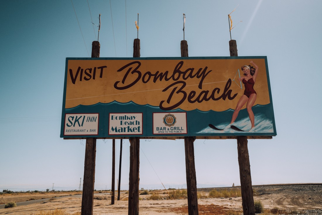 visit Bombay Beach