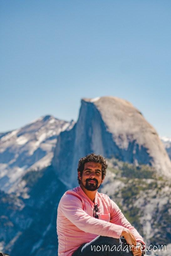 Parque Nacional Yosemite nomadarte vanlife-128