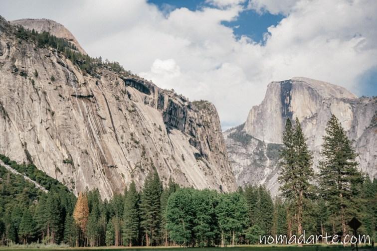 Parque Nacional Yosemite nomadarte vanlife-196
