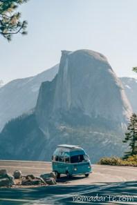 Parque Nacional Yosemite nomadarte vanlife-21
