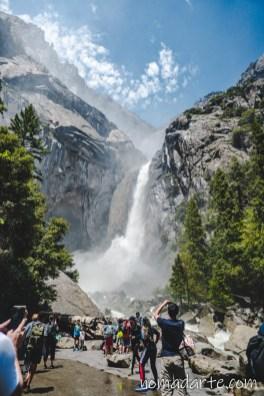 Parque Nacional Yosemite nomadarte vanlife-234