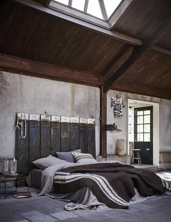 12 Cabeceros de cama originales y diferentes  Nomadbubbles