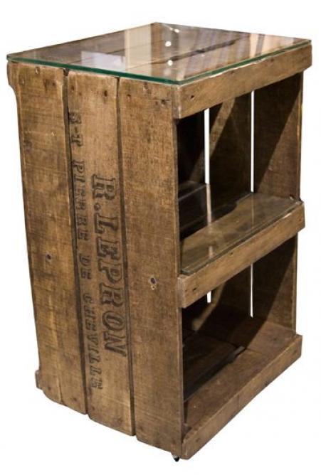 Cajas de madera para decorar Las mejores ideas  Nomadbubbles