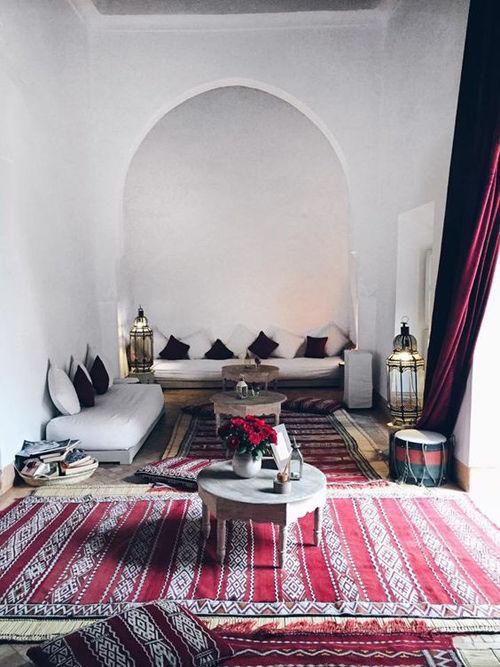 Decoracin rabe o Marroqu TODAS sus claves  Nomadbubbles