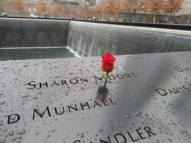 World Trade Center memorial names