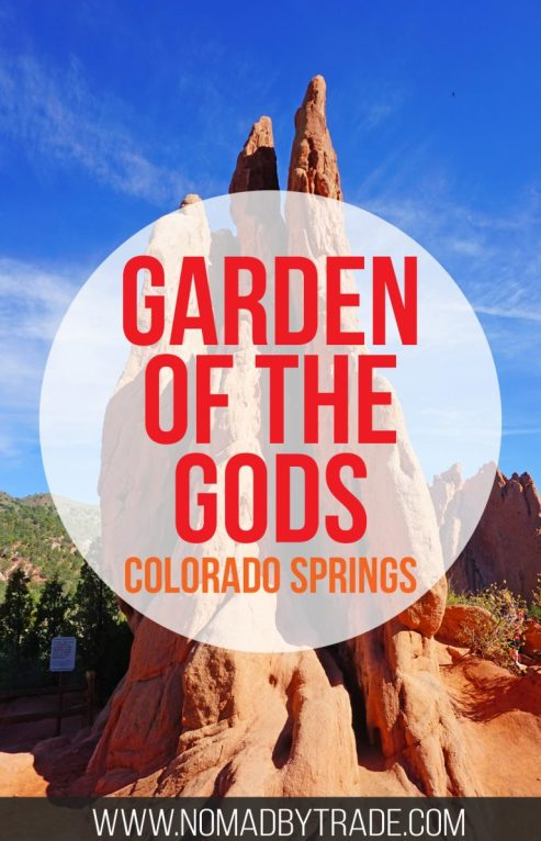 Garden of the Gods in Colorado Springs is a natural playground with hiking trails for all abilities. Here's what you need to know for your first visit.