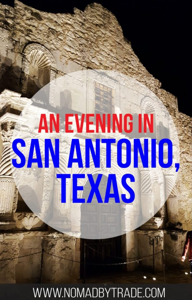 Visit the Alamo, explore the Riverwalk, and try some great Mexican food in one whirlwind evening in San Antonio, Texas. | USA | Business Travel