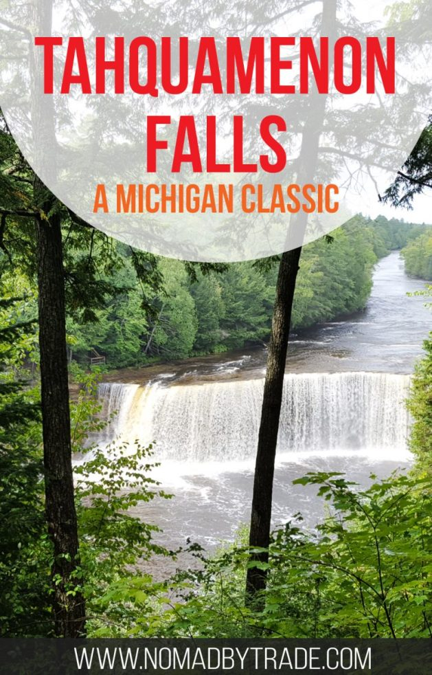 Tahquamenon Falls in Michigan's Upper Peninsula offers great views and fun recreation activities. | USA