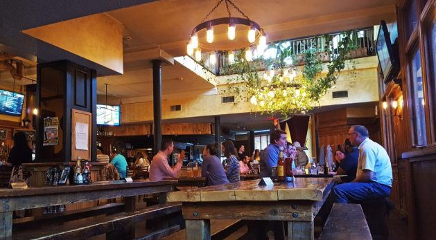 City Beer Hall in Albany, New York