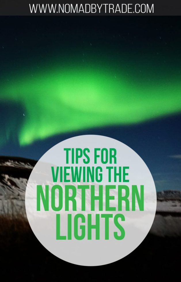 Follow these tips for the best chance to see the Northern Lights. | Viewing the Northern Lights | How to see the Northern Lights | Viewing auroras | Iceland