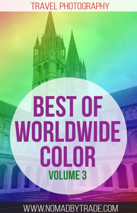 The most colorful travel photos on Instagram are highlighted in this monthly roundup post featuring Disney World, Egypt, Plitvice Lakes, the Great Barrier Reef, Paris, Calcutta, and Istres, France.