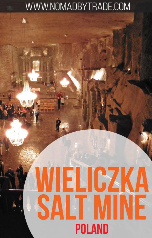 The Wieliczka Salt Mine near Krakow, Poland (a UNESCO World Heritage Site) takes visitors through a maze of salt sculptures and includes an underground chapel complete with salt chandeliers. Poland | Krakow | St. Kinga | Salt Mine | Things to do in Krakow