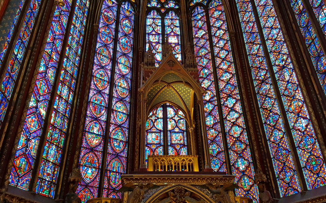 Sainte Chappelle: Paris' Hidden Gem